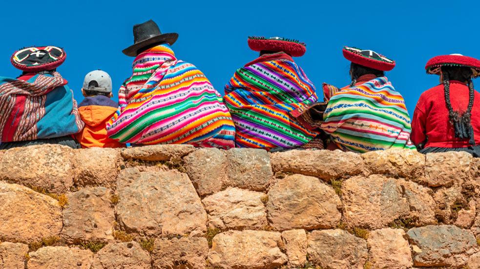 Inkové, indiáni, zvyky a tradice