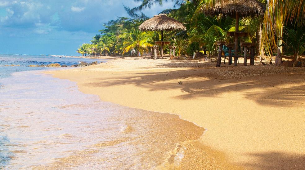 Pláže Jižní Ameriky