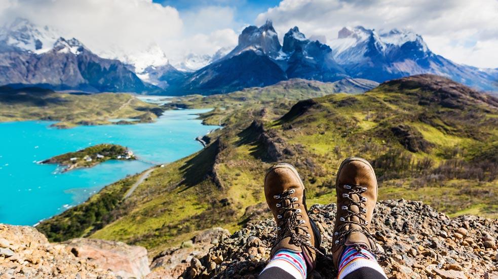 Treky v Patagonii