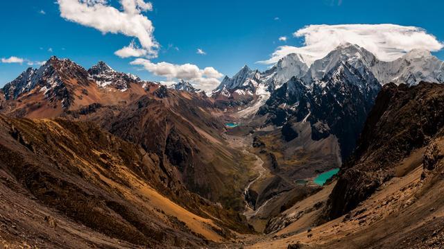 NP Huascarán v Peru