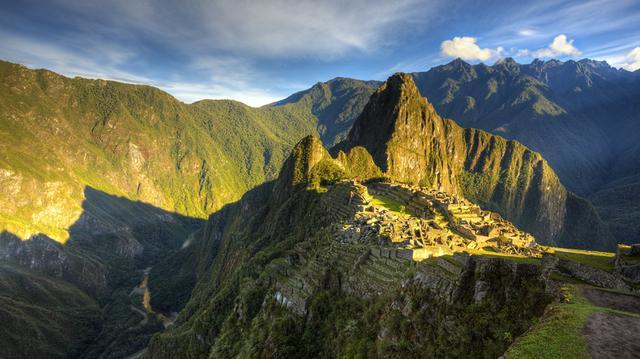 Macchu Pitchu a Cuzco