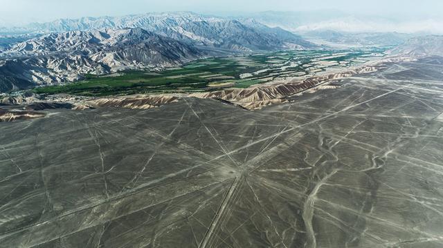Obrazce v Nazca