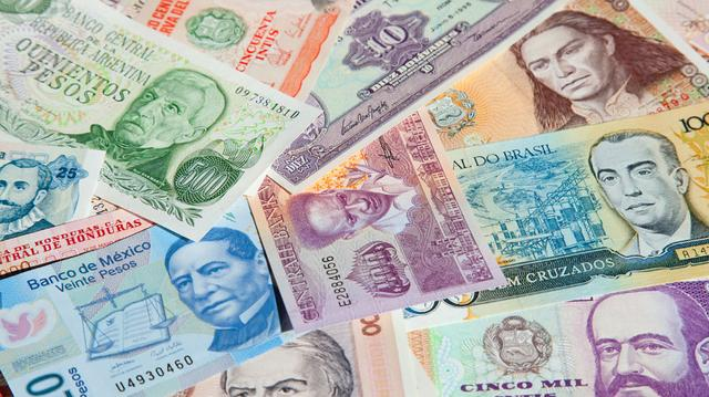 Ceny a platby v Jižní Americe