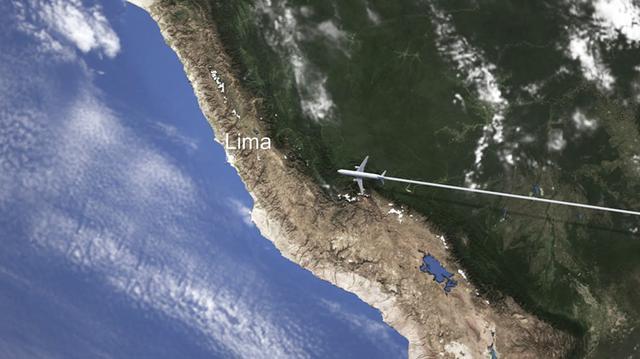 Letenky do Jižní Ameriky