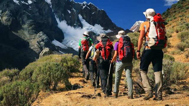 Treky v Peru