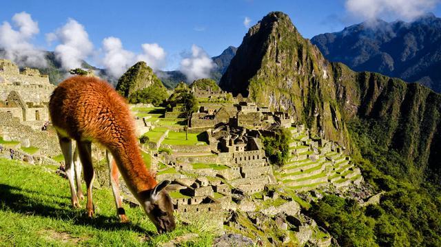 To NEJ jižní Amerika