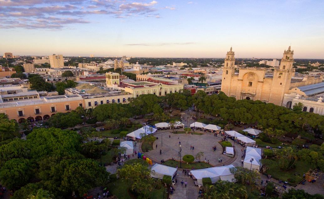 Mayský Yucatán a incké Peru