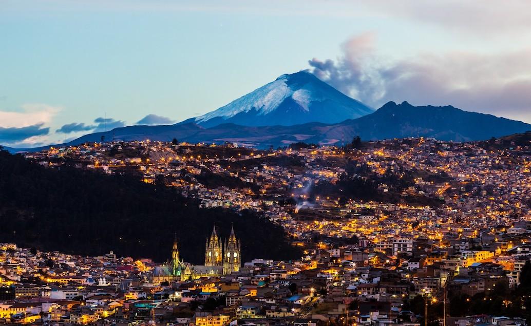Ekvádor a Galapágy